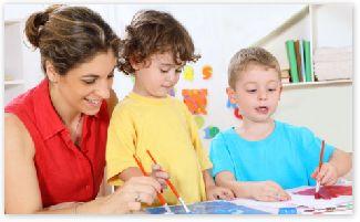 Особенности работы няни с несколькими детьми